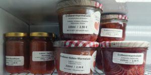 Erdbeer mit Himbeer & Rhabarber