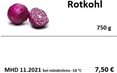 Rotkohl